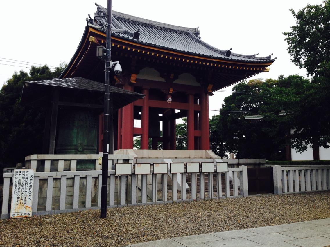 本門寺公園キャンプ場