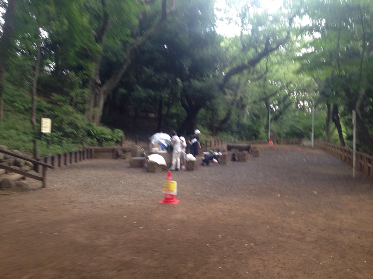 本門寺公園キャンプ場|バーベキ...