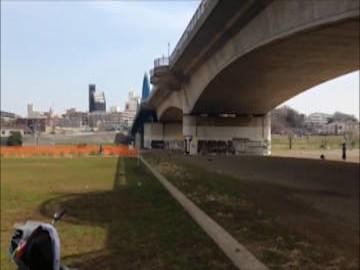 丸子橋河川敷 バーベキューレンタルのBBQ-PARK