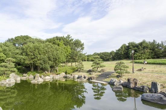 葛西臨海公園庭園