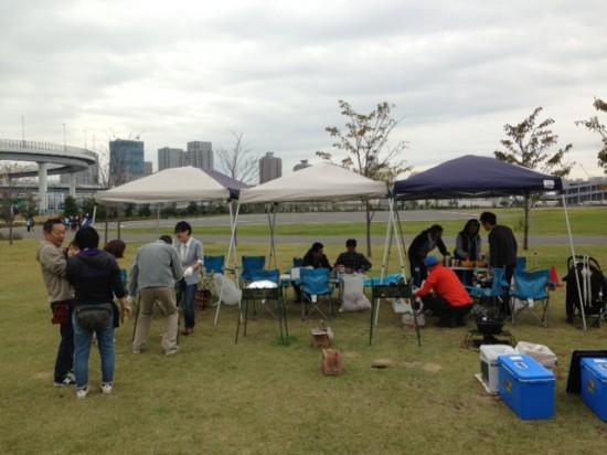 永野様② そなエリア東京 10/19