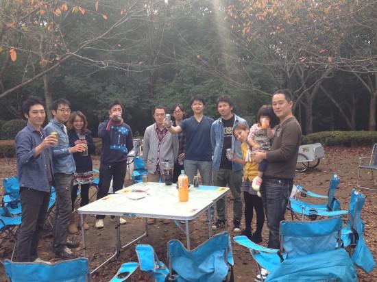 2013.11.3 香澄公園 西山様