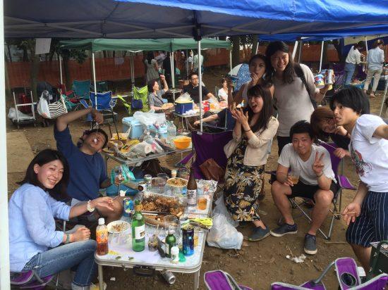 新木場公園・川名様・2016年6月11日