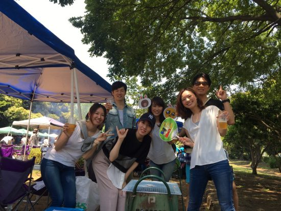 晴海ふ頭公園・篠崎様・2016年6月11日