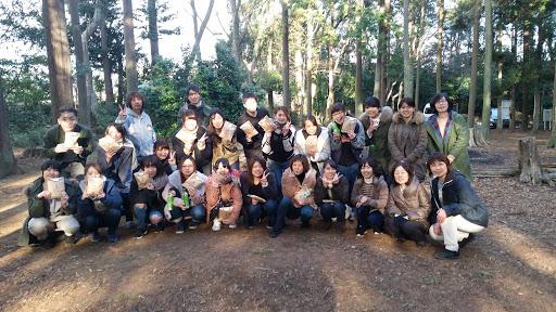 鎌ヶ谷市民キャンプ場・君島様・2017年3月8日
