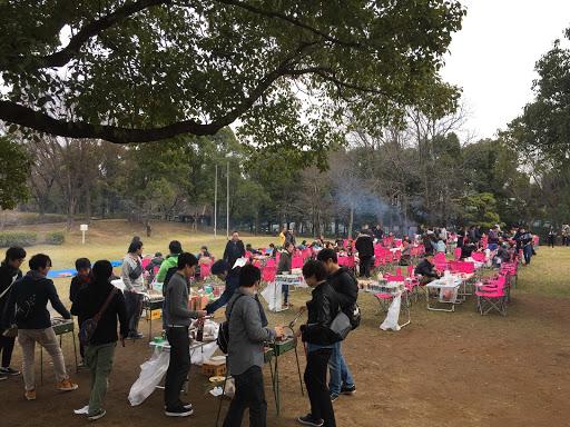 平和島公園・小田様・2017年3月4日
